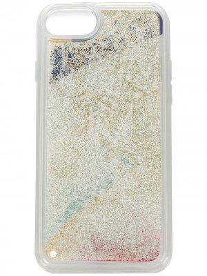 Чехол для iPhone 7/8 Paul Smith. Цвет: белый
