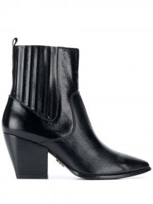 Ботинки Ferry Buffalo. Цвет: черный