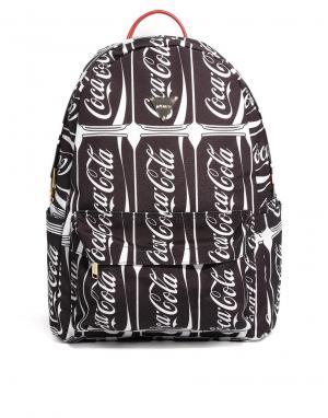 Рюкзак x Coca-Cola Joyrich. Цвет: черный