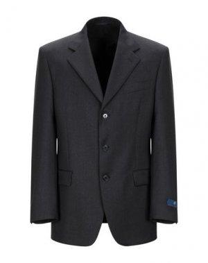 Пиджак JASPER REED. Цвет: стальной серый