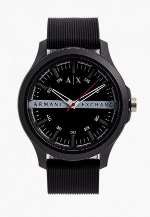 Часы Armani Exchange AX2420. Цвет: черный