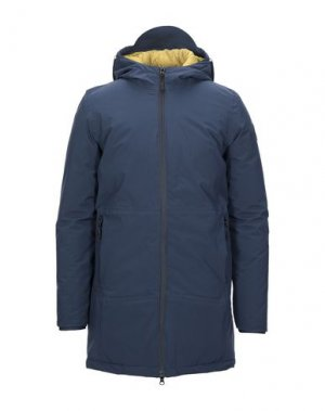 Пальто HENRI LLOYD. Цвет: темно-синий