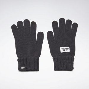Перчатки Active Foundation Knit Reebok. Цвет: black