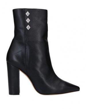 Полусапоги и высокие ботинки IRO. Цвет: черный