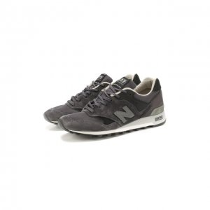 Комбинированные кроссовки 577 New Balance. Цвет: серый