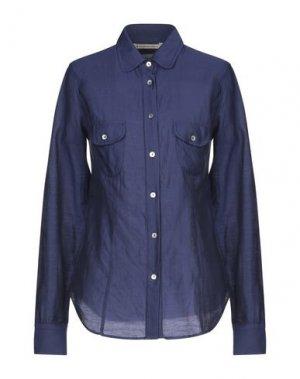 Pубашка NOVEMB3R. Цвет: темно-синий