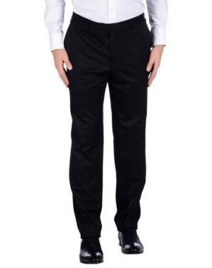 Классические брюки CC COLLECTION CORNELIANI. Цвет: черный