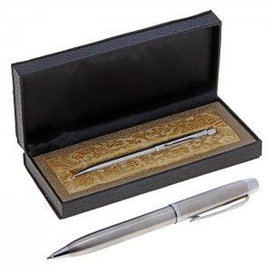 Ручка шариковая, подарочная, в кожзам футляре, Calligrata