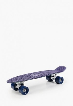 Скейтборд Termit Cruiser 22. Цвет: синий