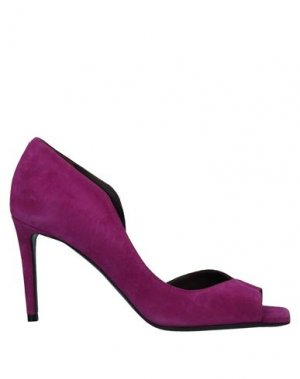 Туфли MAGLI by BRUNO. Цвет: красно-коричневый