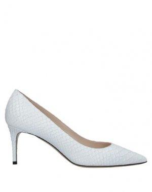Туфли DEIMILLE. Цвет: белый