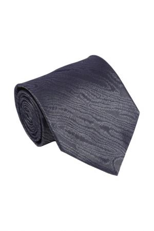 Галстук Basile. Цвет: темно-синий