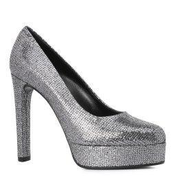 Туфли 1F458L120 темно-серый CASADEI