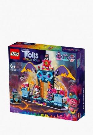 Конструктор LEGO Trolls 41254 Концерт в городе Рок-на-Вулкане. Цвет: разноцветный
