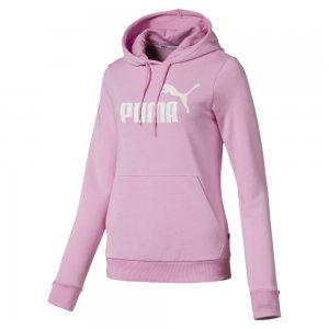 Толстовка Essentials Hoody PUMA. Цвет: розовый
