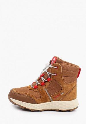Ботинки Reima Ehtii. Цвет: коричневый