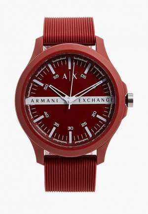 Часы Armani Exchange AX2422. Цвет: бордовый