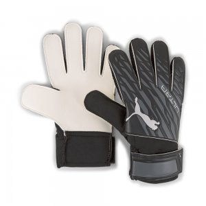 Вратарские перчатки ULTRA Grip 4 RC Goalkeeper Gloves PUMA. Цвет: черный