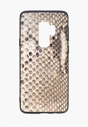 Чехол для телефона Bouletta Samsung Galaxy S9+ Flex Cover. Цвет: серый