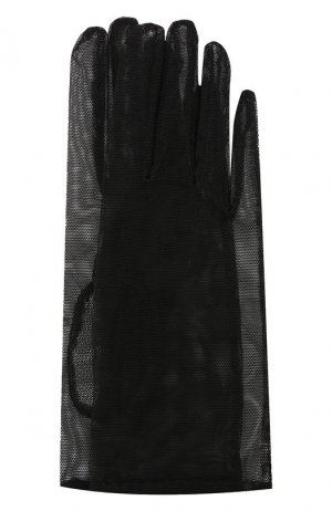 Перчатки Giorgio Armani. Цвет: чёрный