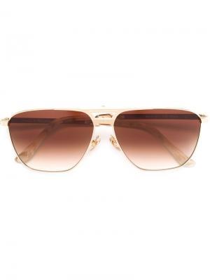 Солнцезащитные очки Life Shade Frency & Mercury. Цвет: металлический