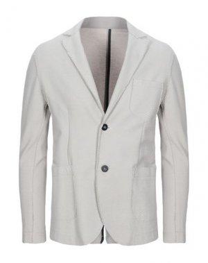 Пиджак AUTHENTIC ORIGINAL VINTAGE STYLE. Цвет: светло-серый