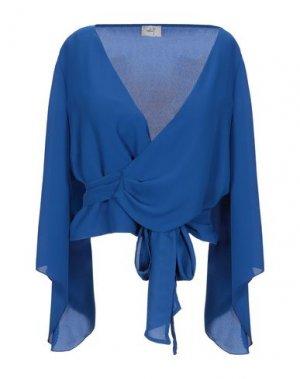 Болеро CASTING. Цвет: ярко-синий