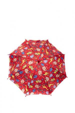 Зонт Zemsa. Цвет: красный