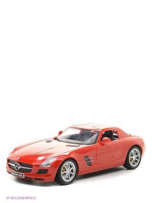 Машина р/у Mercedes-Benz SLS  1:14 с аккумулятором KAISER. Цвет: красный