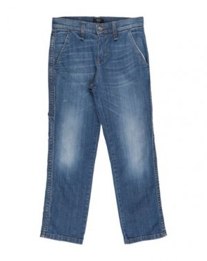 Джинсовые брюки N°21. Цвет: синий