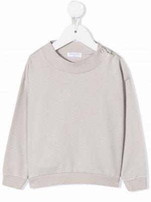 Oversized crewneck sweater Studio Clay. Цвет: серый