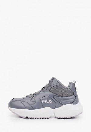 Кроссовки Fila Virginia Mid WNTR W. Цвет: серый