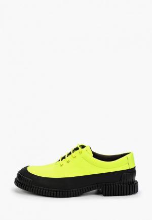 Ботинки Camper Pix. Цвет: желтый
