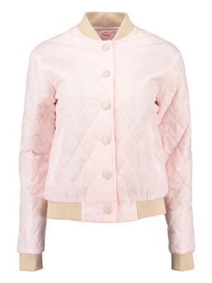 Куртка Blugirl Folies. Цвет: розовый