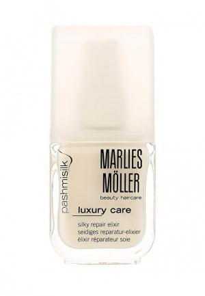 Сыворотка для волос Marlies Moller Pashmisilk кончиков 50 мл. Цвет: белый