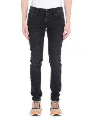 Джинсовые брюки CARHARTT. Цвет: черный