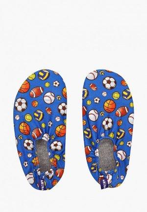 Чешки Aruna Мячи. Цвет: синий