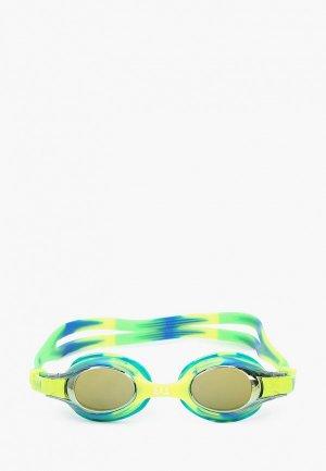 Очки для плавания TYR SWIMPLE TIE DYE MIRR. Цвет: разноцветный
