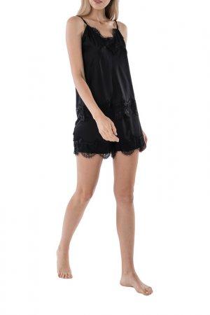 Пижама Argent. Цвет: черный