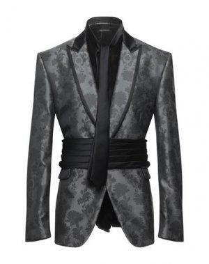 Пиджак CARLO PIGNATELLI. Цвет: серый