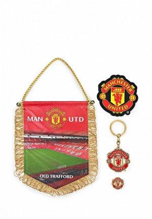 Набор сувенирный Atributika & Club™ AT006DUDFL34. Цвет: красный