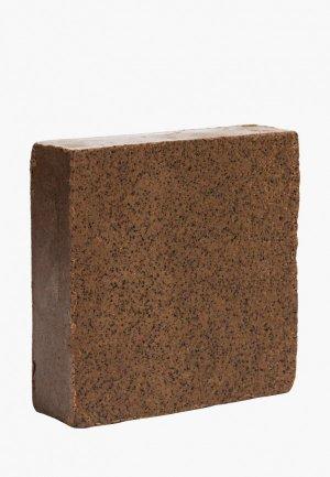 Скраб для тела Shine Is Almond Coffee Scrub Soap, 250 г. Цвет: коричневый