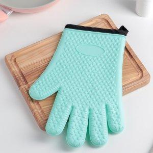 Перчатка для горячего Доляна