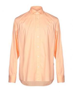 Pубашка GALVANNI. Цвет: оранжевый