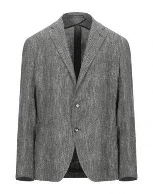 Пиджак PINO LERARIO 02-05. Цвет: свинцово-серый