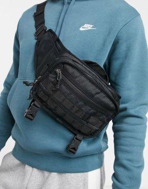 Черная сумка-кошелек на пояс RPM-Черный цвет Nike