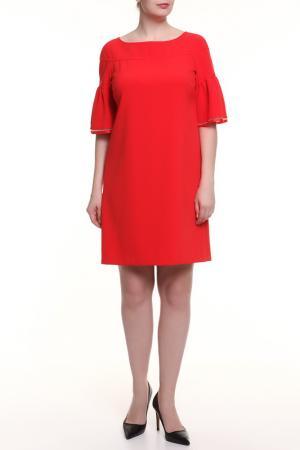 Платье 22MAGGIO. Цвет: красный