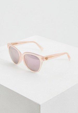 Очки солнцезащитные Marc Jacobs 382/F/S 35J. Цвет: розовый