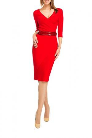 Платье Giulia Rossi. Цвет: карминовый