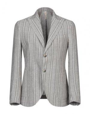 Пиджак TWENTY-ONE. Цвет: темно-коричневый